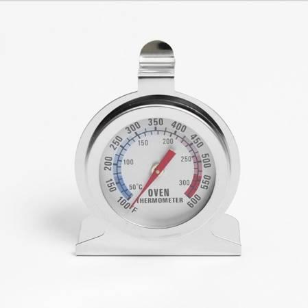 Termometr do piekarnika od 50°C do 300°C - grilla, wędzarni, pieca